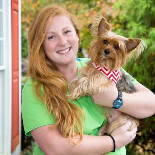 Melissa, Veterinary Support Staff
